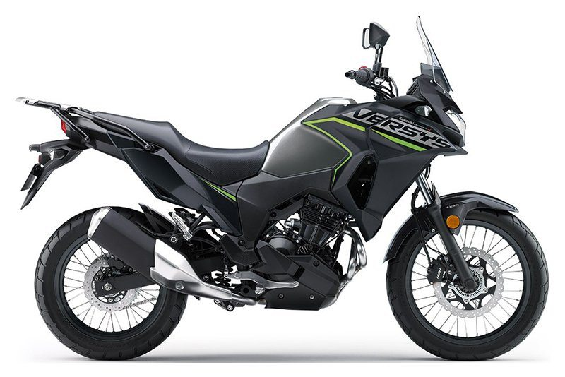 2019 Kawasaki Versys-X 300 in Oak Creek, Wisconsin - Photo 1