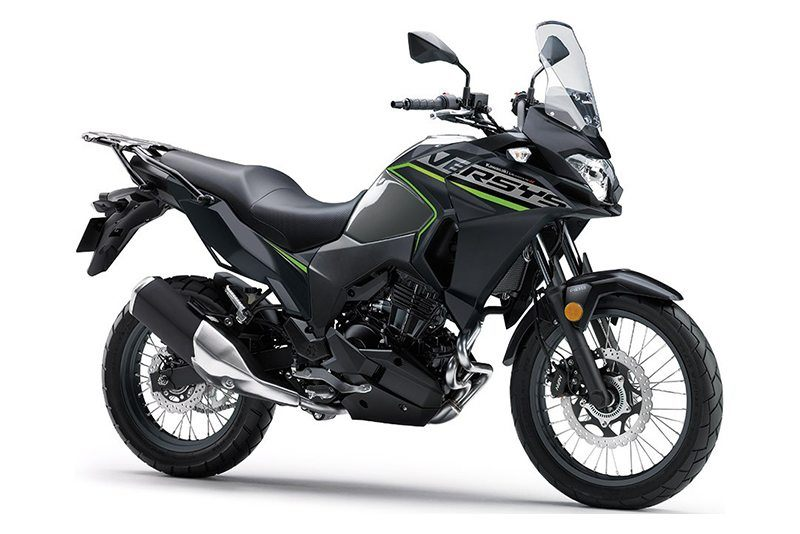 2019 Kawasaki Versys-X 300 in San Francisco, California - Photo 3