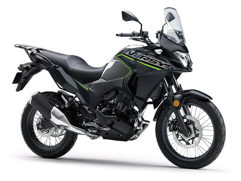 2019 Kawasaki Versys-X 300 ABS in San Francisco, California - Photo 3