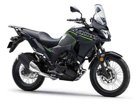 2019 Kawasaki Versys-X 300 ABS in Iowa City, Iowa