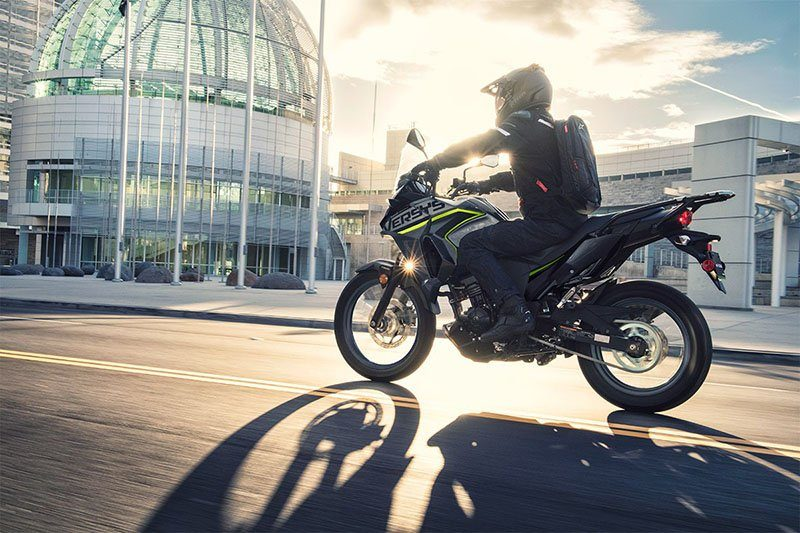 2019 Kawasaki Versys-X 300 ABS in San Francisco, California - Photo 4