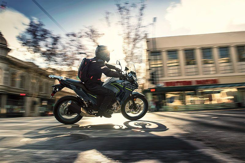 2019 Kawasaki Versys-X 300 ABS in Highland, Illinois