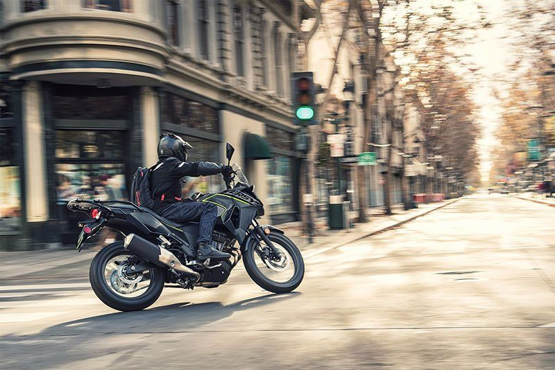 2019 Kawasaki Versys-X 300 ABS in Kittanning, Pennsylvania