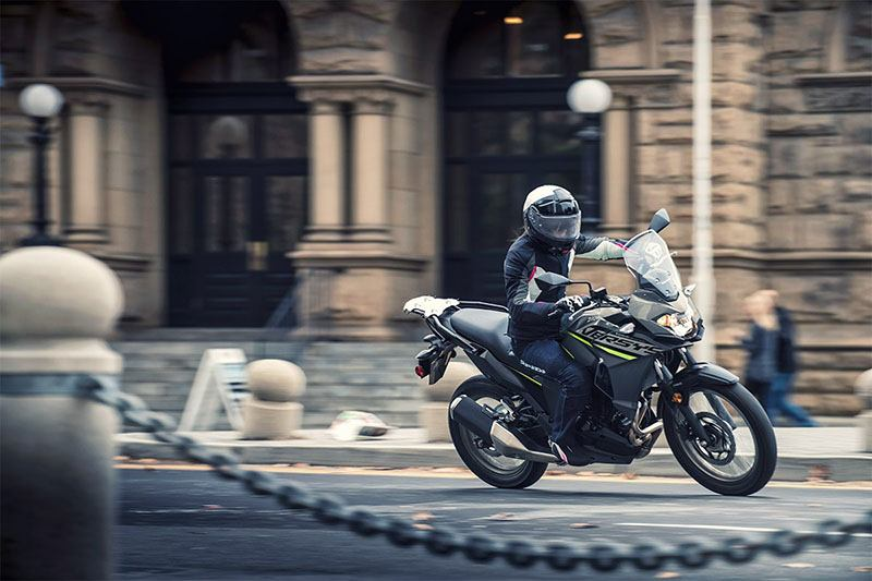 2019 Kawasaki Versys-X 300 ABS in Iowa City, Iowa - Photo 7