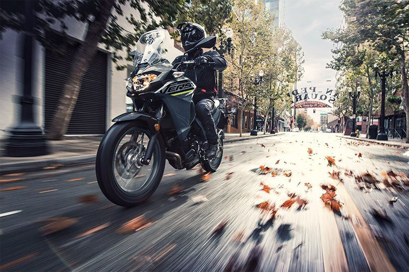 2019 Kawasaki Versys-X 300 ABS in Hollister, California
