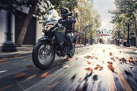 2019 Kawasaki Versys-X 300 ABS in New York, New York