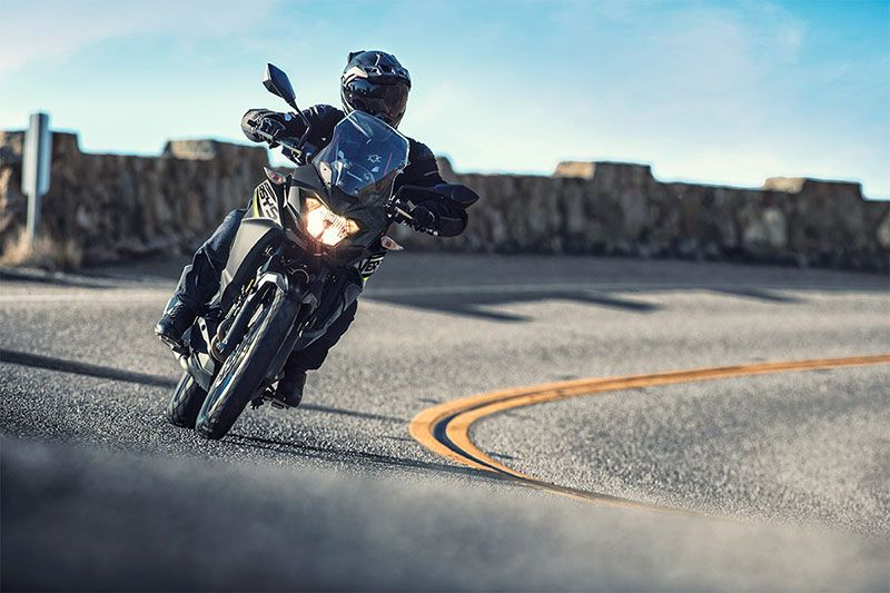 2019 Kawasaki Versys-X 300 ABS in Norfolk, Virginia