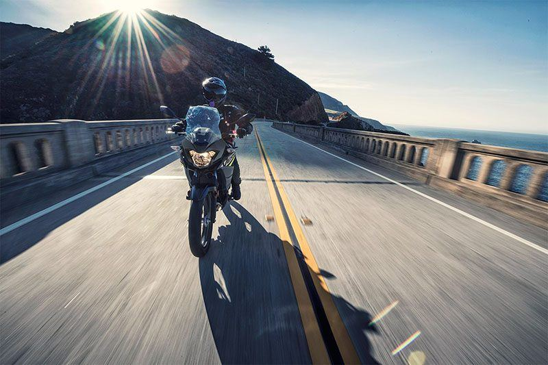 2019 Kawasaki Versys-X 300 ABS in Butte, Montana - Photo 11