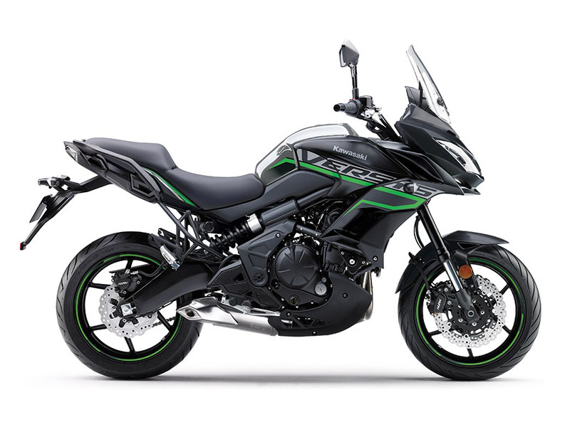 2019 Kawasaki Versys 650 ABS in Santa Clara, California