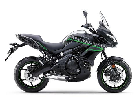 2019 Kawasaki Versys 650 ABS in Littleton, New Hampshire