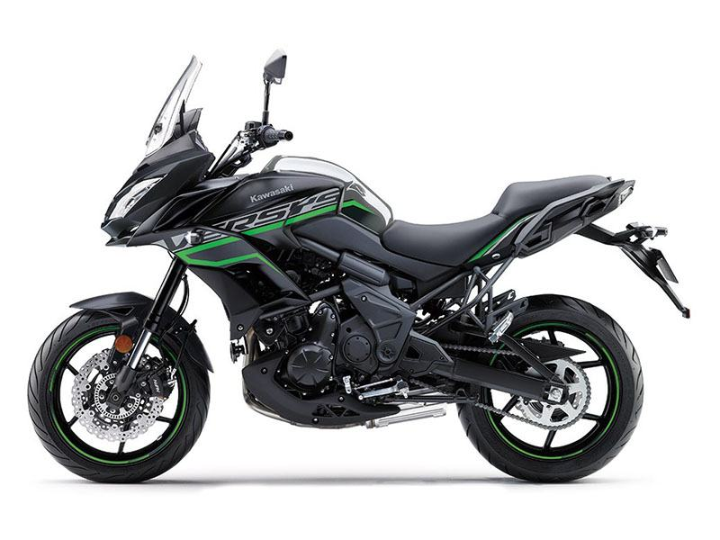 2019 Kawasaki Versys 650 ABS in Freeport, Illinois