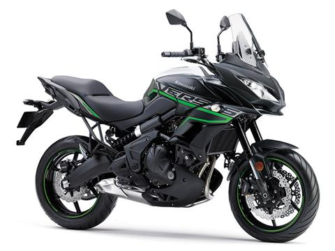 2019 Kawasaki Versys 650 ABS in Massillon, Ohio - Photo 3