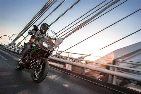 2019 Kawasaki Versys 650 ABS in Highland, Illinois