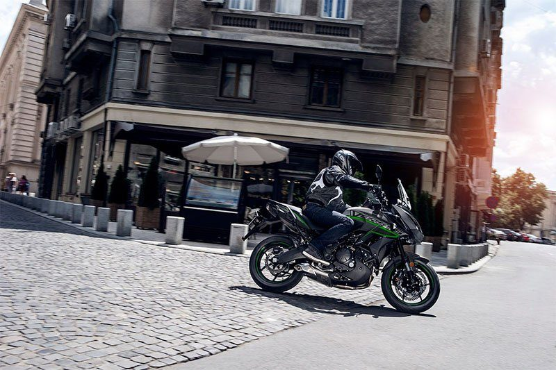 2019 Kawasaki Versys 650 ABS in Bellevue, Washington - Photo 8