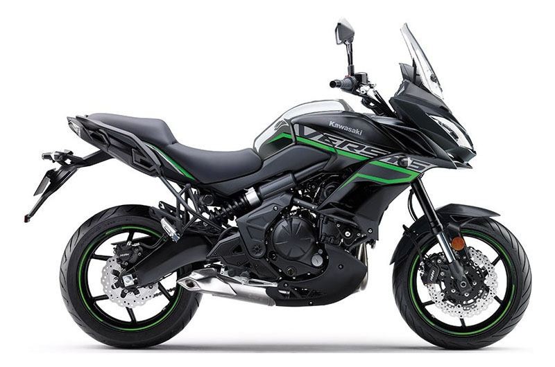 2019 Kawasaki Versys 650 ABS in Eureka, California