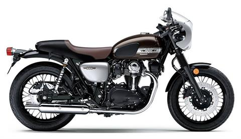 2019 Kawasaki W800 CAFE in Cambridge, Ohio