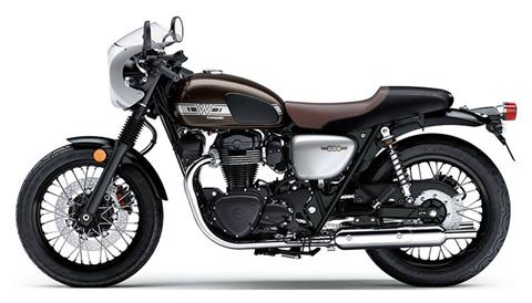 2019 Kawasaki W800 Cafe in Sacramento, California - Photo 5