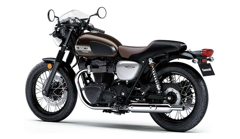 2019 Kawasaki W800 Cafe in Hollister, California - Photo 4