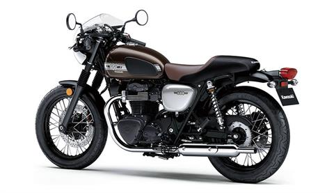 2019 Kawasaki W800 CAFE in Howell, Michigan