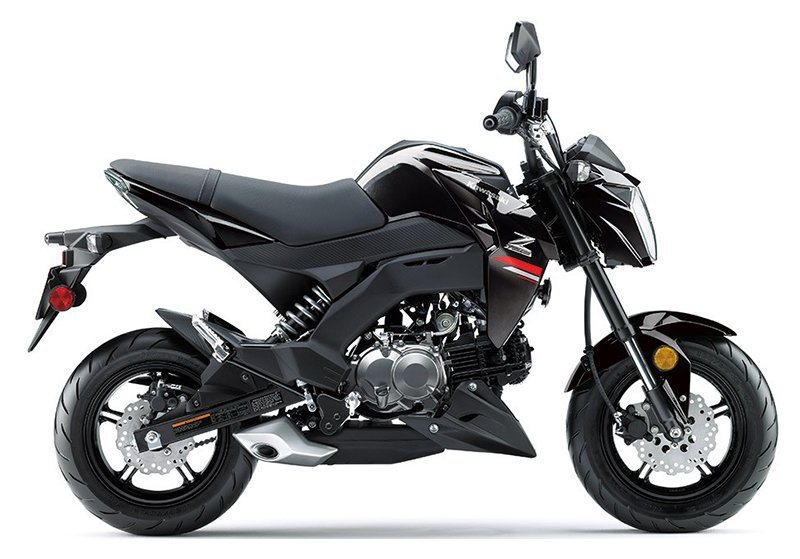 2019 Kawasaki Z125 Pro in Fort Pierce, Florida - Photo 1