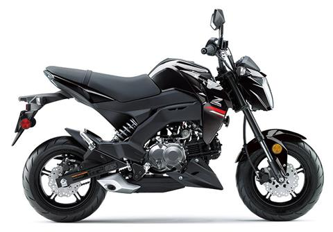 2019 Kawasaki Z125 Pro in Concord, New Hampshire