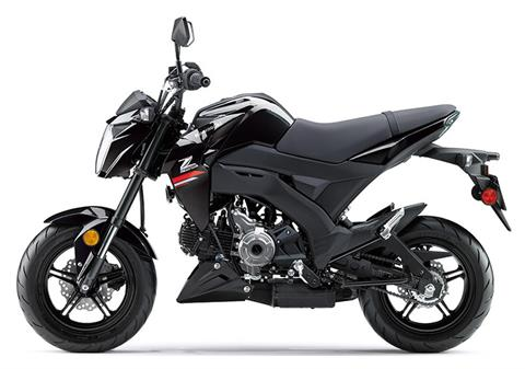 2019 Kawasaki Z125 Pro in New Haven, Connecticut