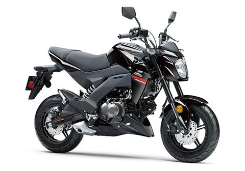 2019 Kawasaki Z125 Pro in Northampton, Massachusetts
