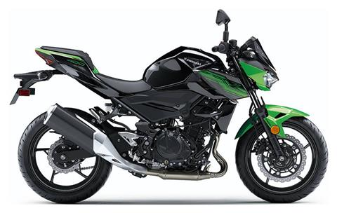 2019 Kawasaki Z400 ABS in Barre, Massachusetts