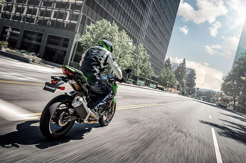 2019 Kawasaki Z400 ABS in Barre, Massachusetts - Photo 8