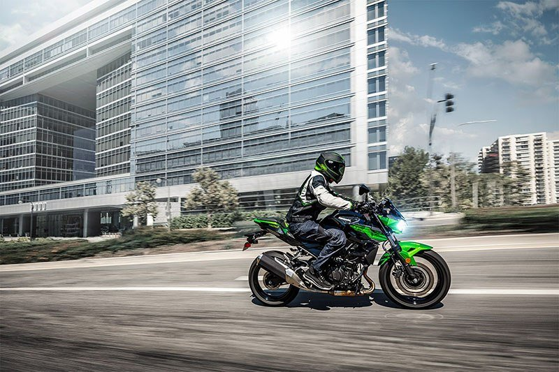 2019 Kawasaki Z400 ABS in North Reading, Massachusetts - Photo 9