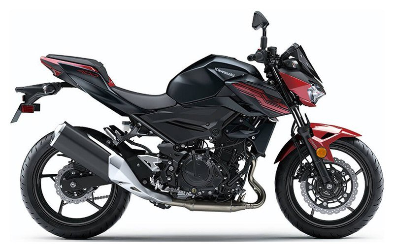 2019 Kawasaki Z400 ABS in Eureka, California - Photo 1
