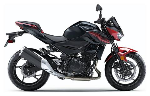 2019 Kawasaki Z400 ABS in Concord, New Hampshire