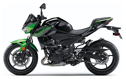 2019 Kawasaki Z400 ABS in Iowa City, Iowa