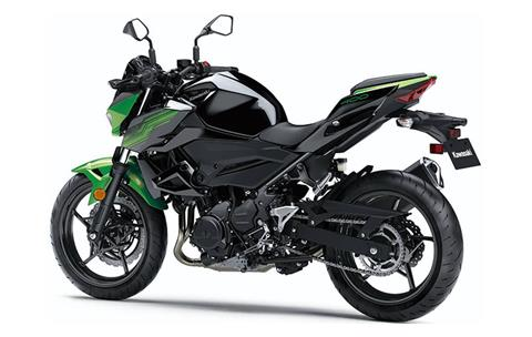 2019 Kawasaki Z400 ABS in Howell, Michigan