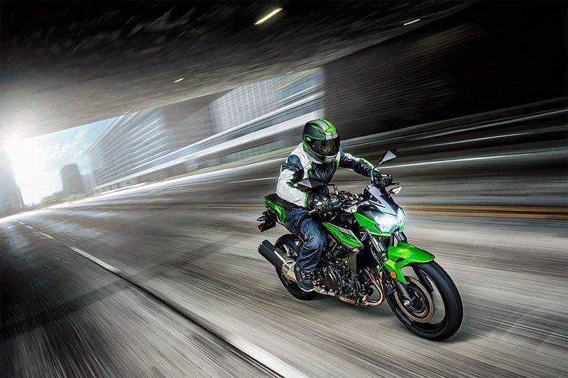 2019 Kawasaki Z400 ABS in Kaukauna, Wisconsin - Photo 5