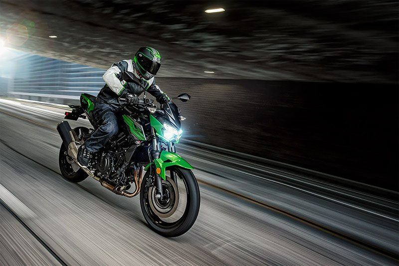 2019 Kawasaki Z400 ABS in Fairview, Utah - Photo 6