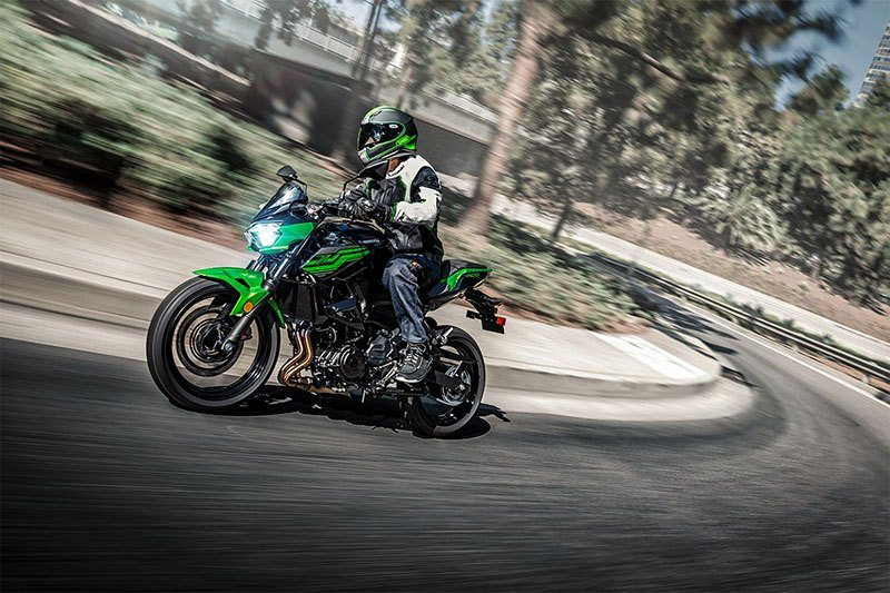 2019 Kawasaki Z400 ABS in Garden City, Kansas