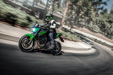 2019 Kawasaki Z400 ABS in Amarillo, Texas - Photo 7