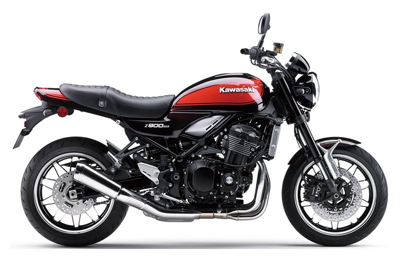 2019 Kawasaki Z900RS ABS in Concord, New Hampshire