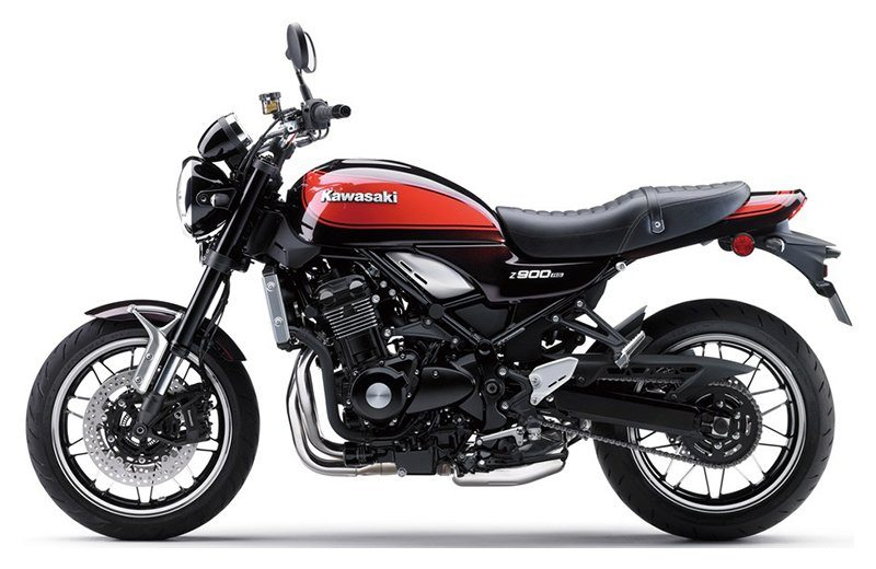 2019 Kawasaki Z900RS ABS in North Mankato, Minnesota