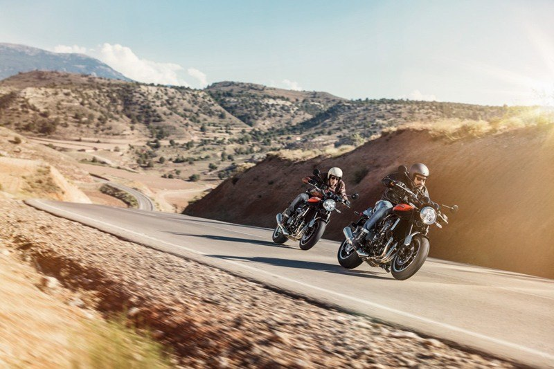 2019 Kawasaki Z900RS ABS in Lancaster, Texas