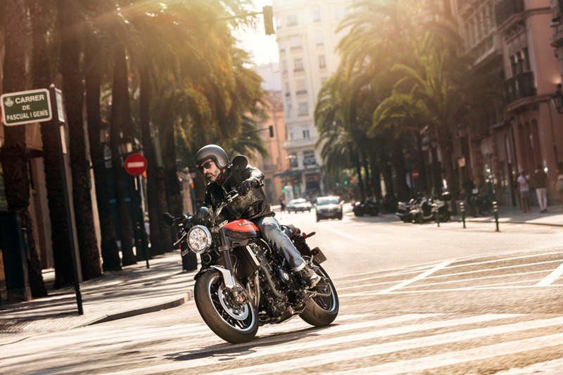 2019 Kawasaki Z900RS ABS in Ukiah, California