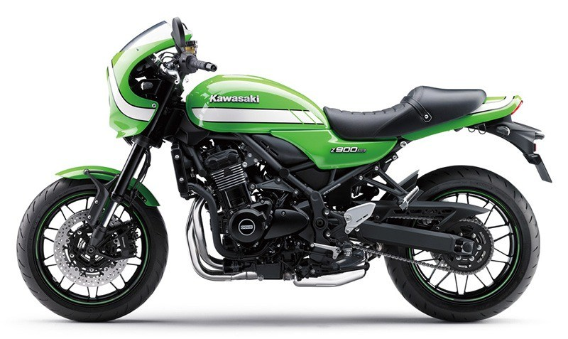 2019 Kawasaki Z900RS Cafe in Barre, Massachusetts