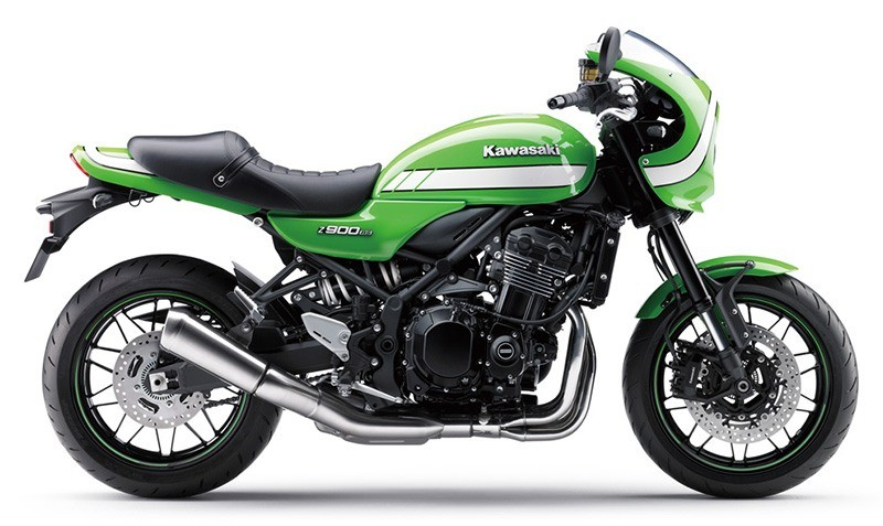2019 Kawasaki Z900RS Cafe in Yankton, South Dakota