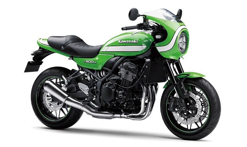 2019 Kawasaki Z900RS Cafe in Brooklyn, New York