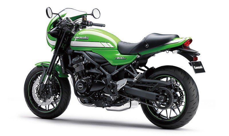 2019 Kawasaki Z900RS Cafe in Sacramento, California - Photo 4