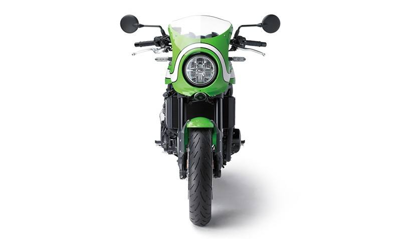 2019 Kawasaki Z900RS Cafe in Danville, West Virginia