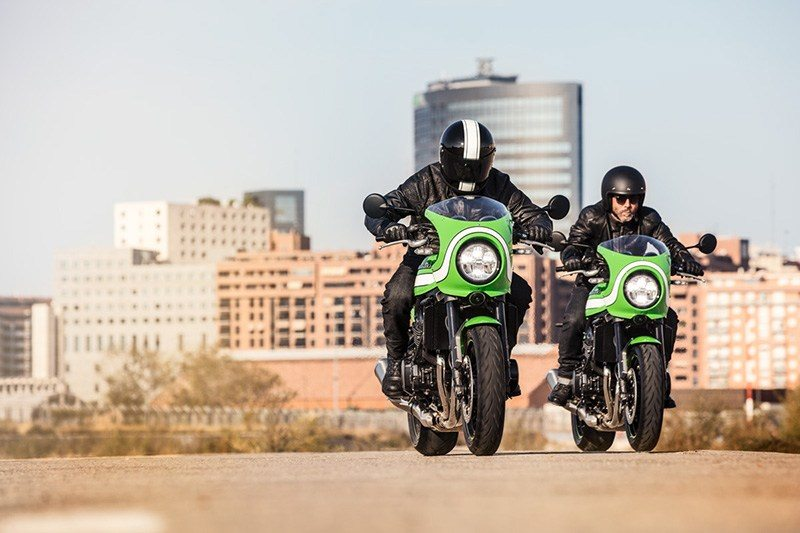2019 Kawasaki Z900RS Cafe in Stillwater, Oklahoma - Photo 9