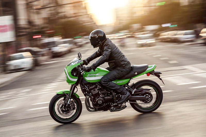 2019 Kawasaki Z900RS Cafe in Ukiah, California
