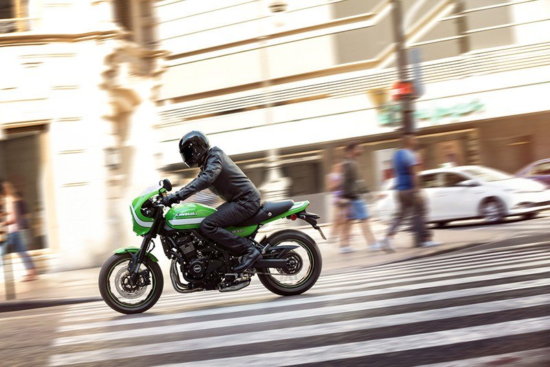 2019 Kawasaki Z900RS Cafe in Gaylord, Michigan